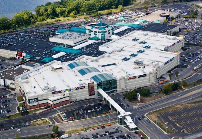 Destiny USA Aerial View